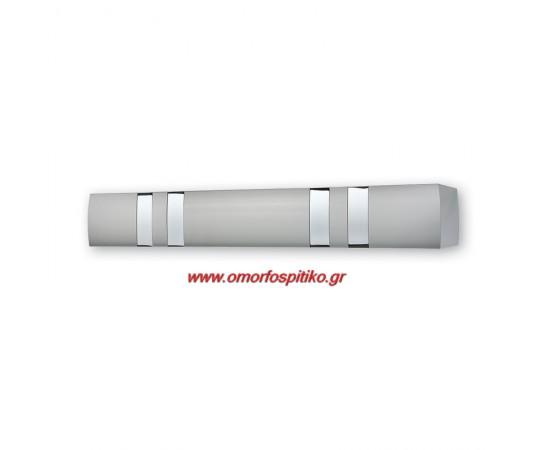 ΜΕΤΩΠΗ ΜΕΤΑΛΛΙΚΗ ΜA-630 ΙΝΟΧ-CHROME